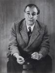 Grete Stern. 'Jorge Luis Borges' 1951
