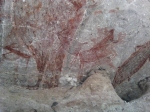 Rock Paintings of Sierra de San Francisco, by the Cochimí people