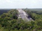 Temple I, Calakmul Biosphere