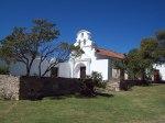Iglesia situada en la Estancia de la Candelaria a 220 Km de la Ciudad de Cordoba, Argentina
