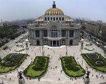 The Palacio de Bellas Artes (Fine Arts Palace) in Mexico City, Mexico
