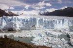 Perito Moreno Glacier, in Los Glaciares National Park, Southern Argentina
