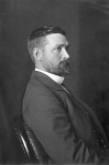 Portrait of John Christian Watson, 3rd Prime Minister of Australia