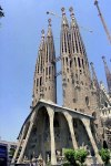 La Sagrada Familia, Antoni Gaudí